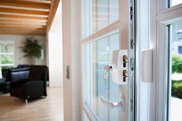tipps und tricks zum einbruchschutz foto abus smart home in 2018 pinterest. Black Bedroom Furniture Sets. Home Design Ideas