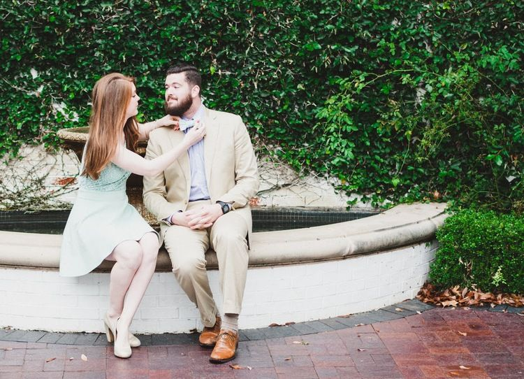 Beards, Bunnies, and Bows — Southern Elle Style