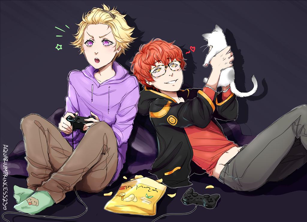 deviantart anime dating games je li on samo sa mnom dok se ne dogodi nešto bolje