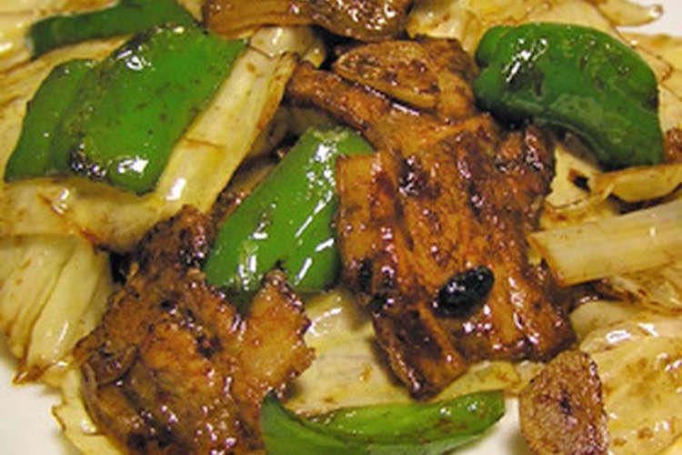 作り方 回鍋肉