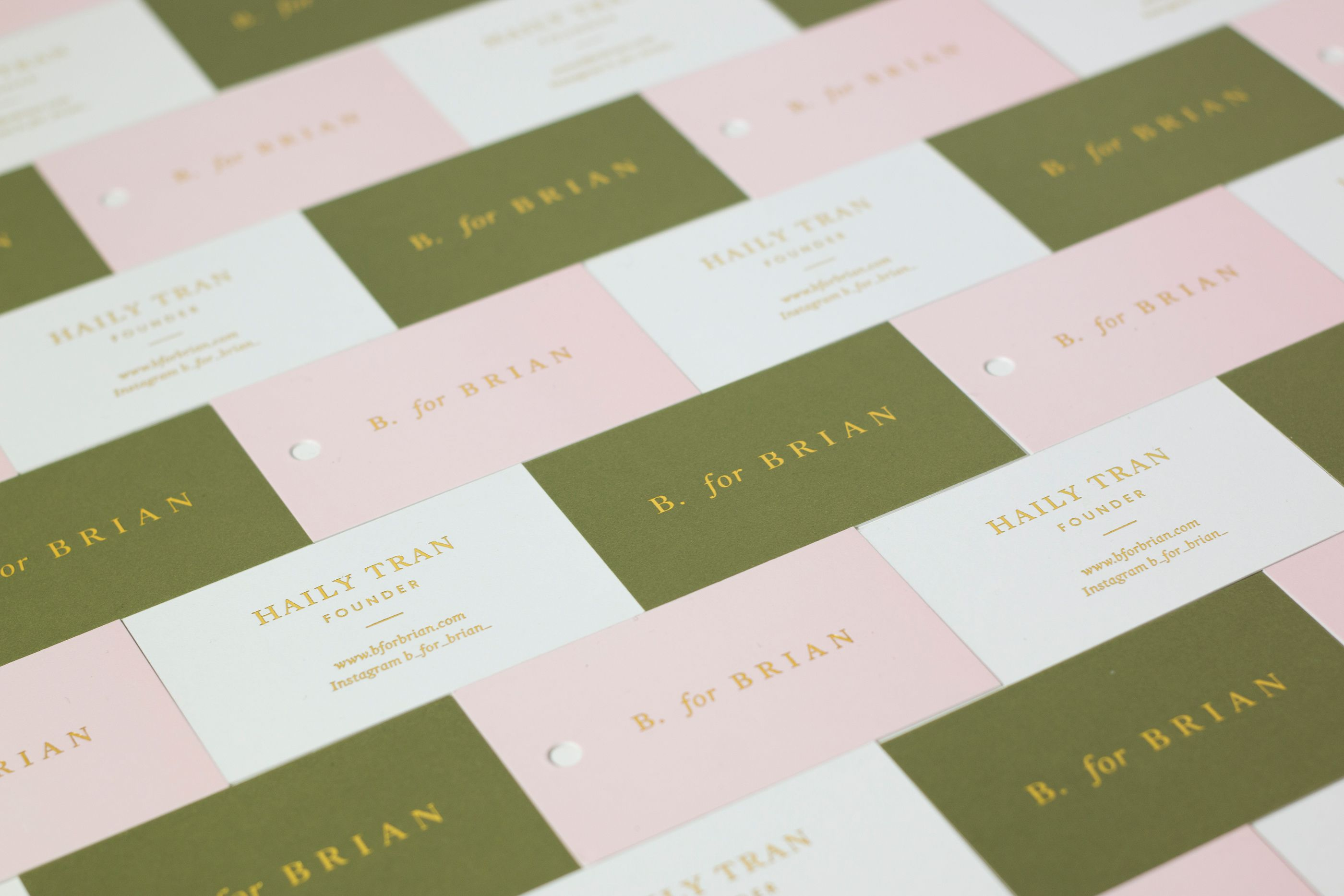 Business Cards Books Printed Collateral On Behance
