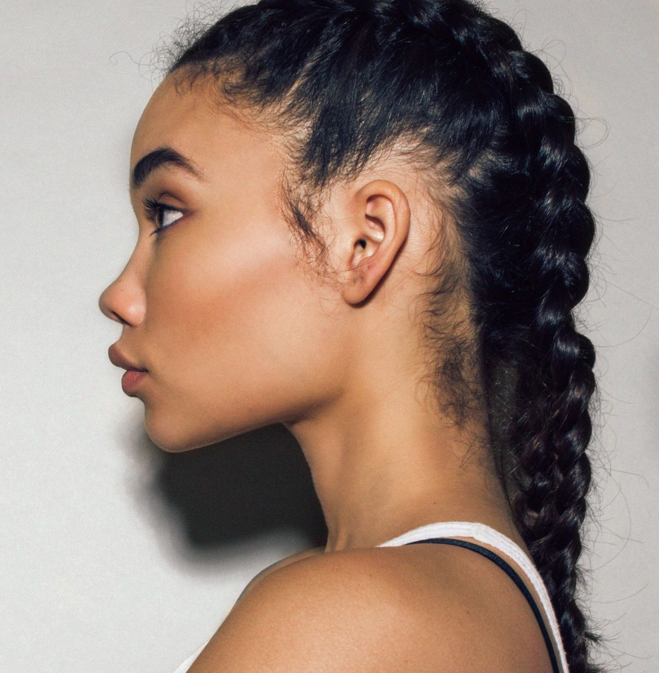 Hawwiboy Lazy Girl Hairstyles Girl Hairstyles Boxer Braids