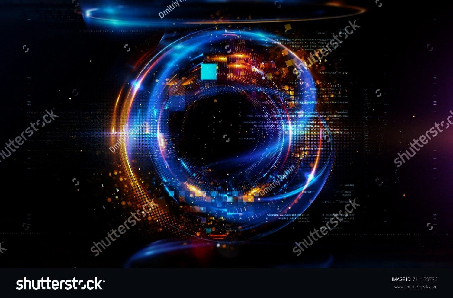 background Floating Numbers HUD Background Matrix particles grid virtual reality Smart build Grid core Hardware quantum form Future technology Decoding dna 3d abstract te...