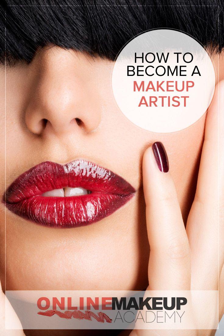 a Makeup Artist Makeup artist, Makeup
