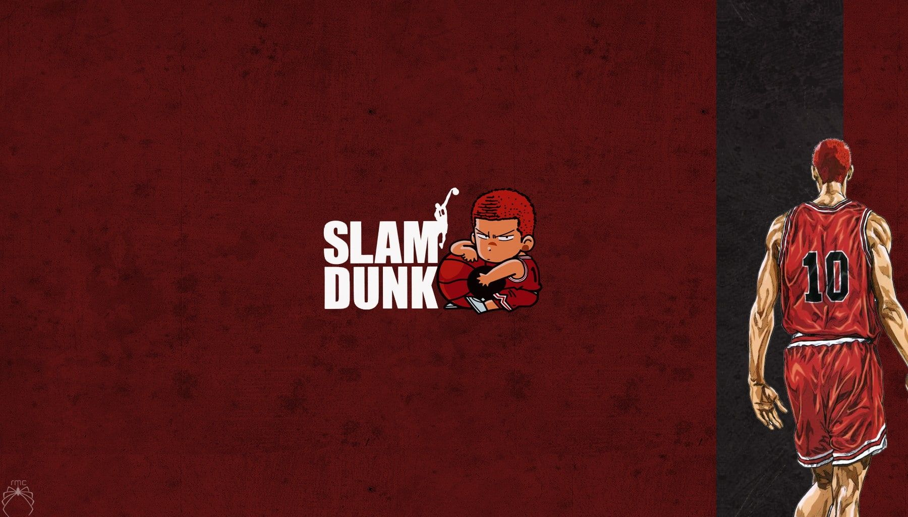 Slam Dunk Shohoku High Anime Sakuragi Hanamichi 720p Wallpaper Hdwallpaper Desktop Anime Wallpaper Slam Dunk Anime Slam Dunk