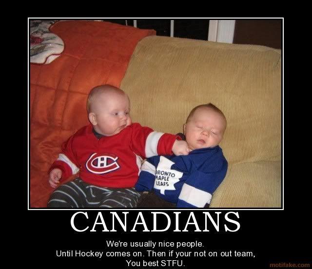 Canadian hockey memes