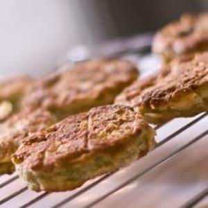 Cheesy Fried Green Tomatoes from See full recipe on:No RecipesNo Recipes, found @Edamam!
