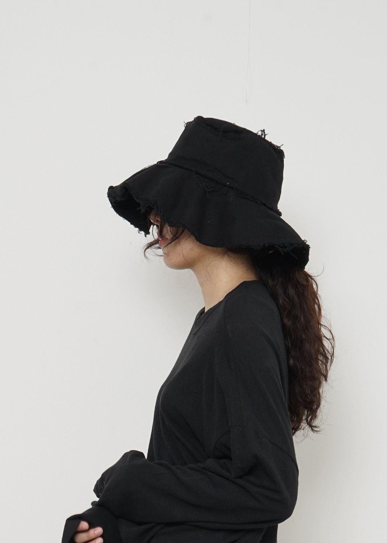 SHOP A MOMENTO - COTTON HAT (2COLORS) - amomento