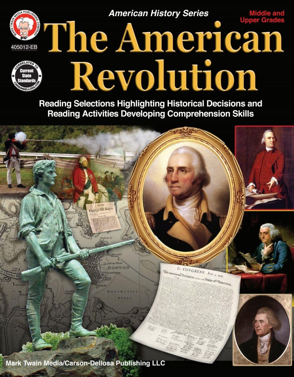 The American Revolution Grades 5