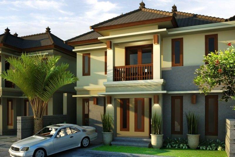 77+ Ide Desain Rumah Minimalis Modern Gaya Bali Gratis Terbaik Untuk Di Contoh