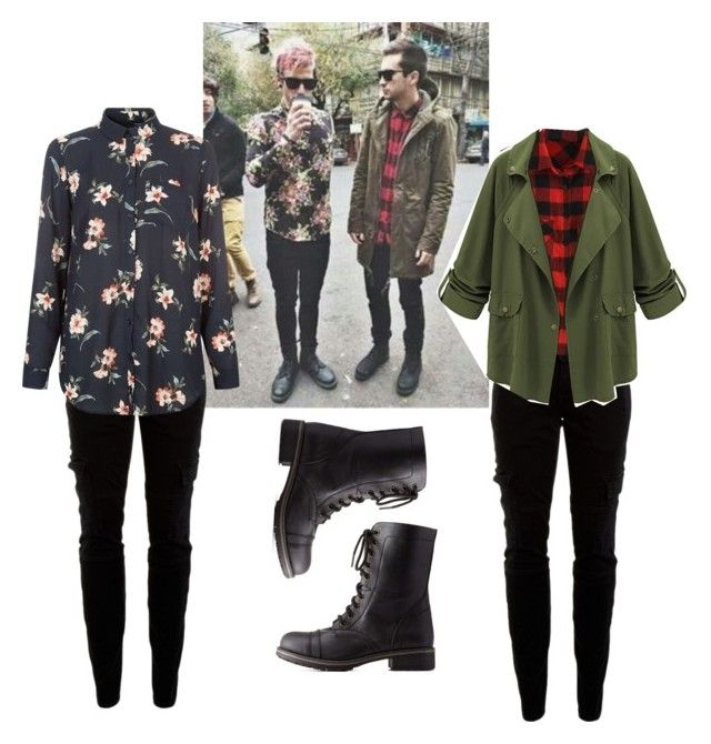 u0026quot twenty one pilots      tyler x josh u0026quot  by itstorixox liked on polyvore featuring joie and charlotte