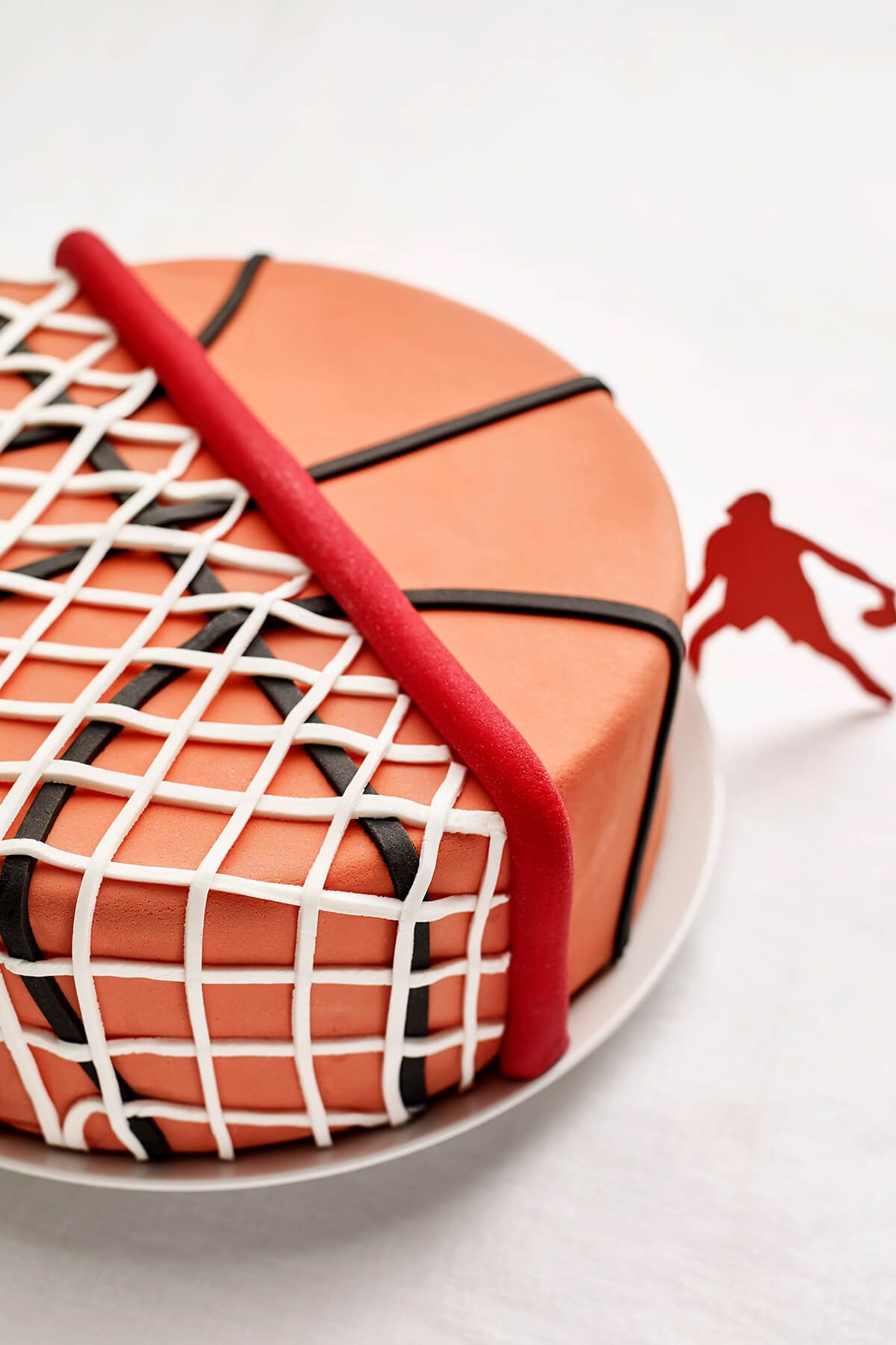 Basketball Cake Kit Booked Parties Cake Decorating Kits 40th Birthday Cakes For Men Birthday Cakes For Men