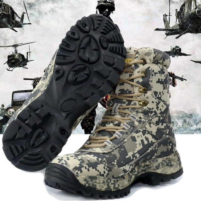 6bdf31575616 Online Shop 2018 new us Military leather boots for men Combat bot Infantry tactical  boots askeri bot army bots army shoes erkek ayakkabi