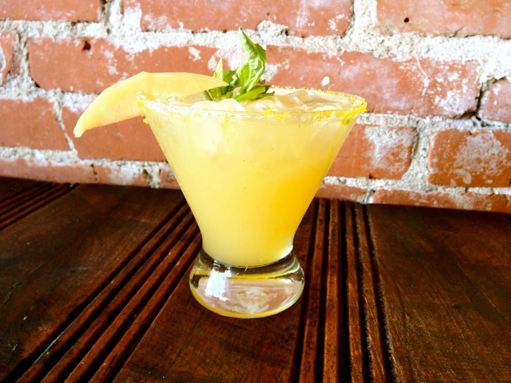 Alma De Agave Tequila Blanco, muddled cantaloupe, basil, fresh lime juice, agave nectar.