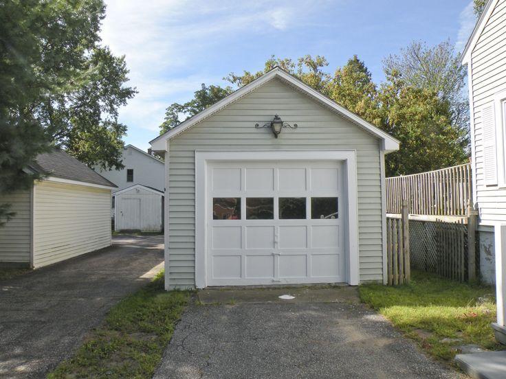 Plan 44080TD Craftsman Style Detached Garage