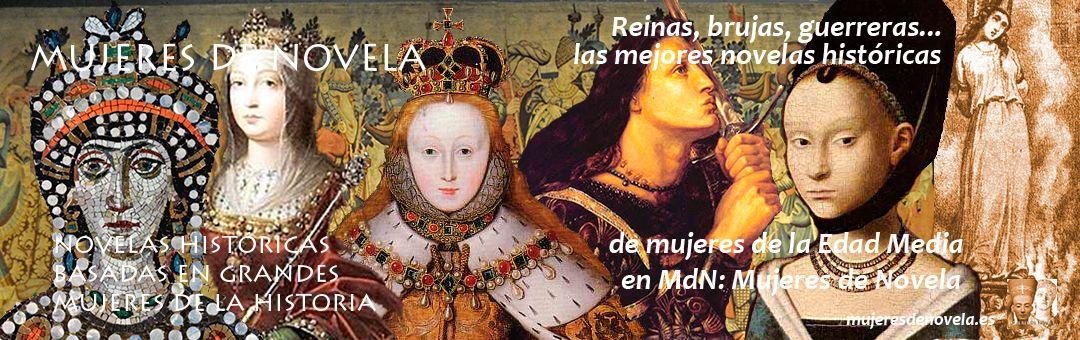 Mujeres medievales... excepto una. ¿Sabéis cuál?