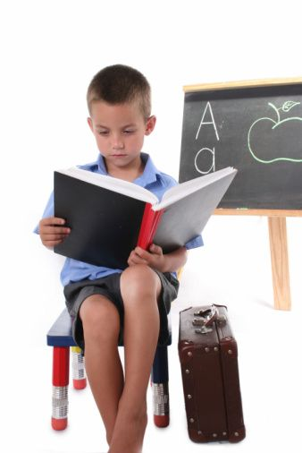 Getting your Child ready for First Grade in just 10 minutes a day this summer.