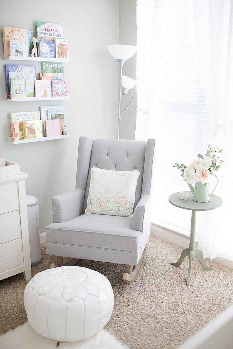 50+ Cozy Cute Baby Nursery Ideas On A Budget Baby