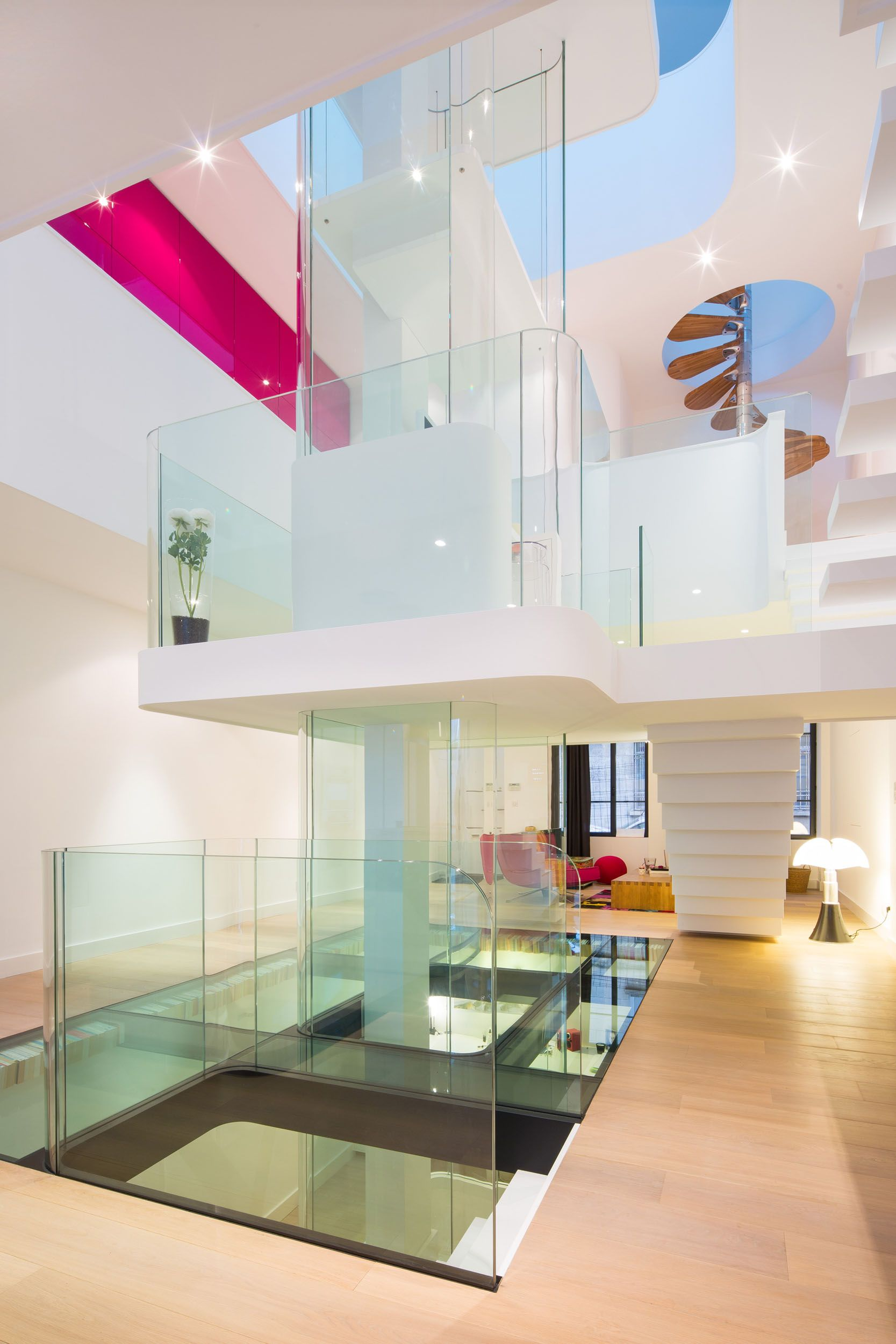 White House by Pierre Antoine Compain | (2) Architecture + Interiors ...
