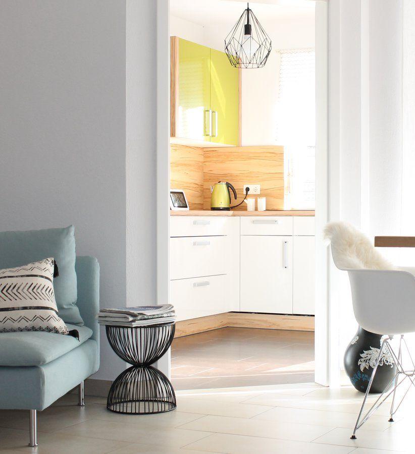 Aus Gelb Mach Schwarz. Grün #beistelltisch #sidetable #coffetable #interior  #einrichtung #einrichtungsideen #dekoraktion #decoration #wohnzimmer  #livingroom ...