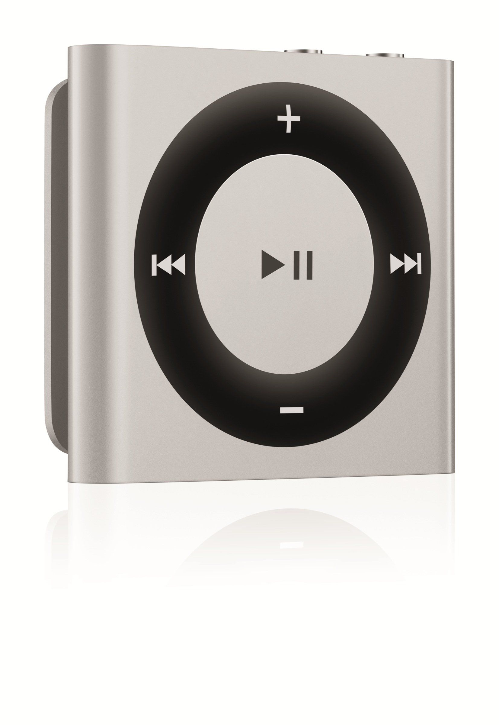Apple iPod shuffle 2GB Silver (4th Generation) | MP3-MP4