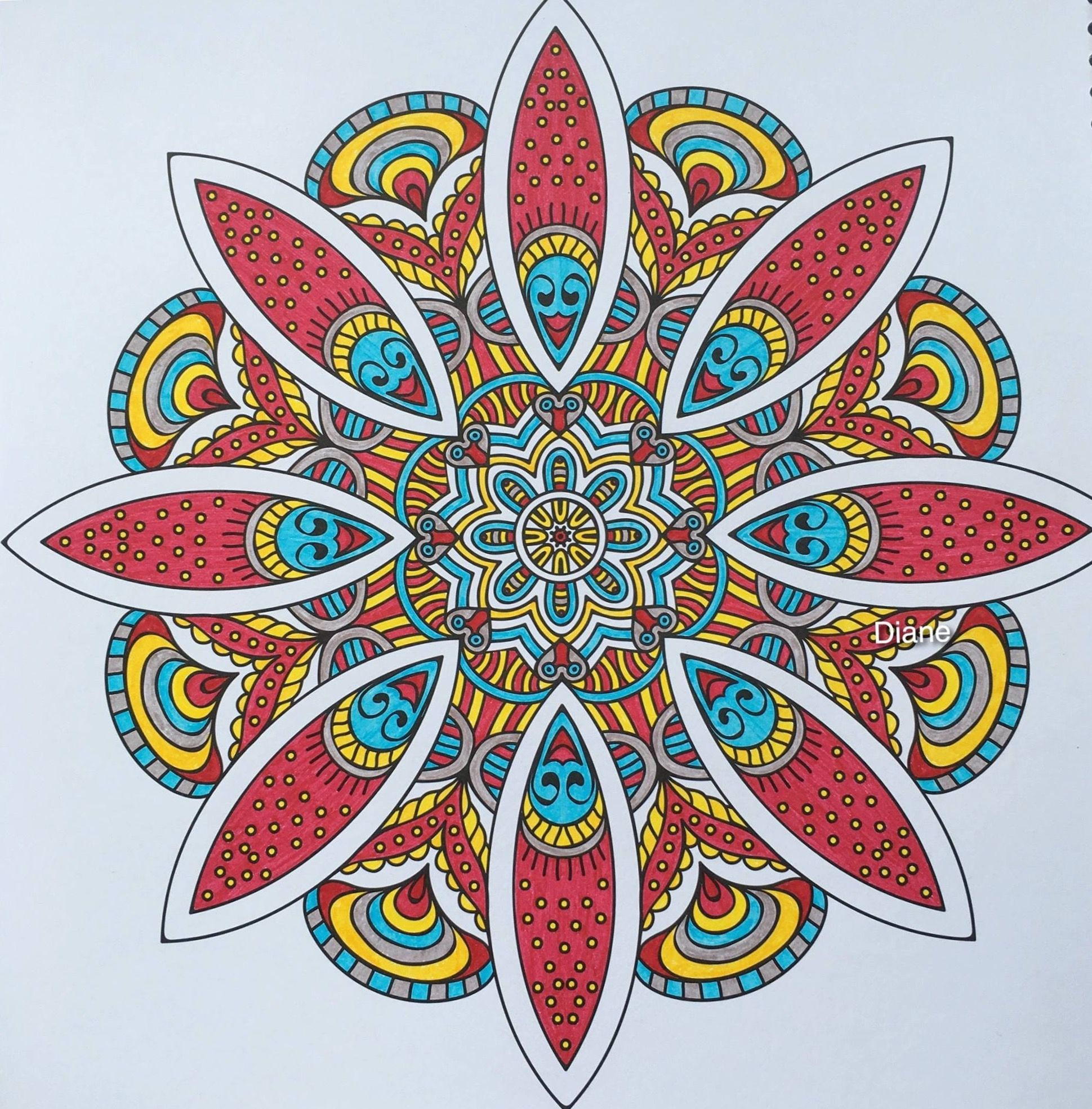Pin by Coloring Bliss on Mandalas to inspire and heal | Pinterest ...