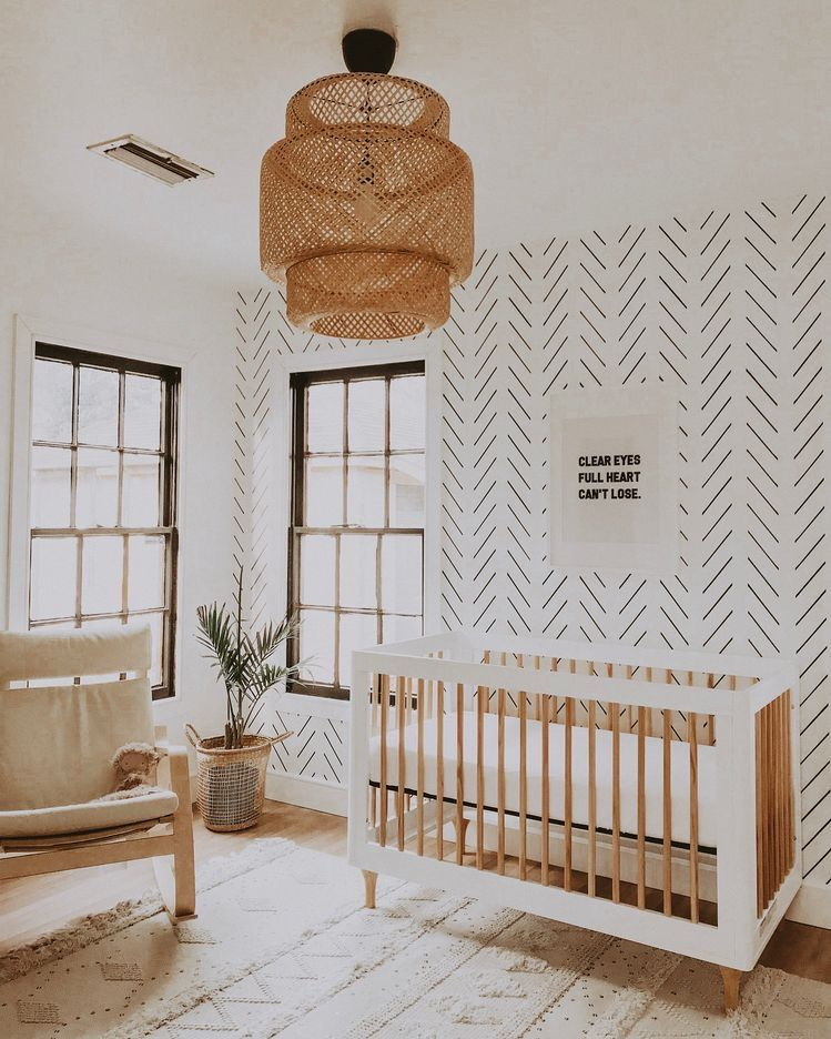 Baby Nurseries 2019 Nursery Inspo, Neutral Nursery, Baby Nursery