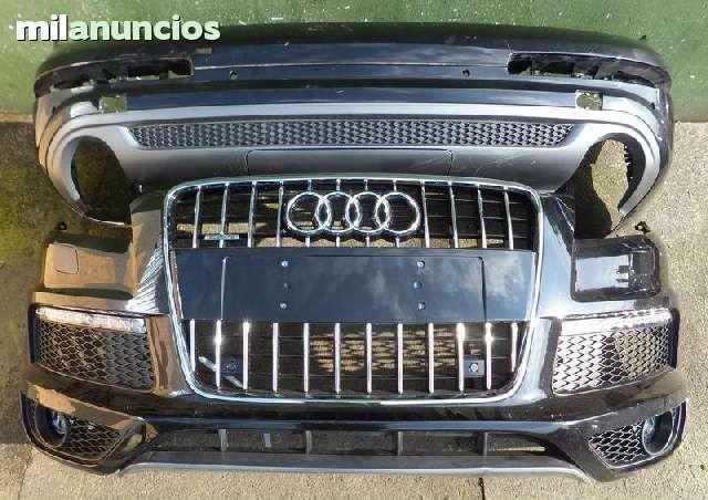 Paragolpes Todos Los Modelos Audi Por Favor Mande Ficha Tecnica