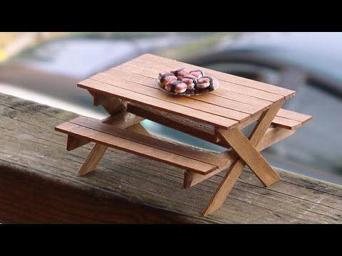 bastel ideen puppenhaus pinterest basteln barbiehaus und holzst bchen. Black Bedroom Furniture Sets. Home Design Ideas