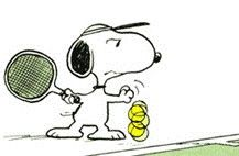 Tennis I Didn T Invent The Double Fault I Merely Perfected It Only On A Bad Day Snoopy Clip Art Tennis Tennis Art