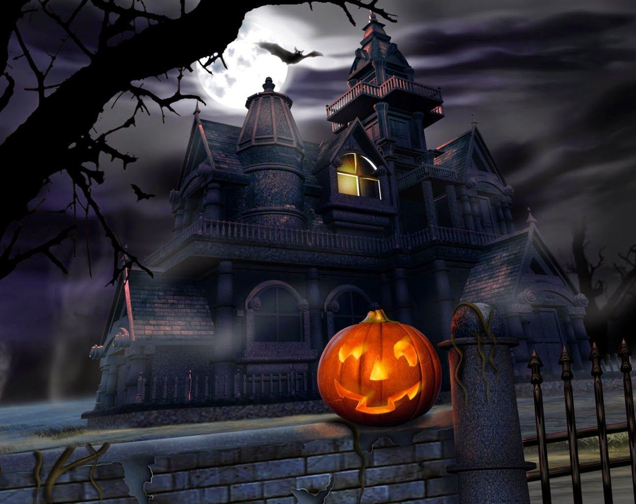 Best Halloween Wallpapers For iPhone, iPad, Android