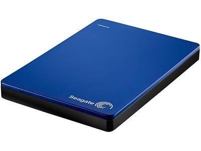 Seagate Backup Plus Slim 1TB Blue USB3.0 | 749:-, komplett.no, gjerne seagate harddisk, farge er ikke viktigt :P
