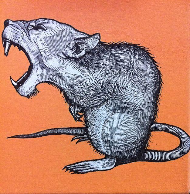Weird Animals Art 1