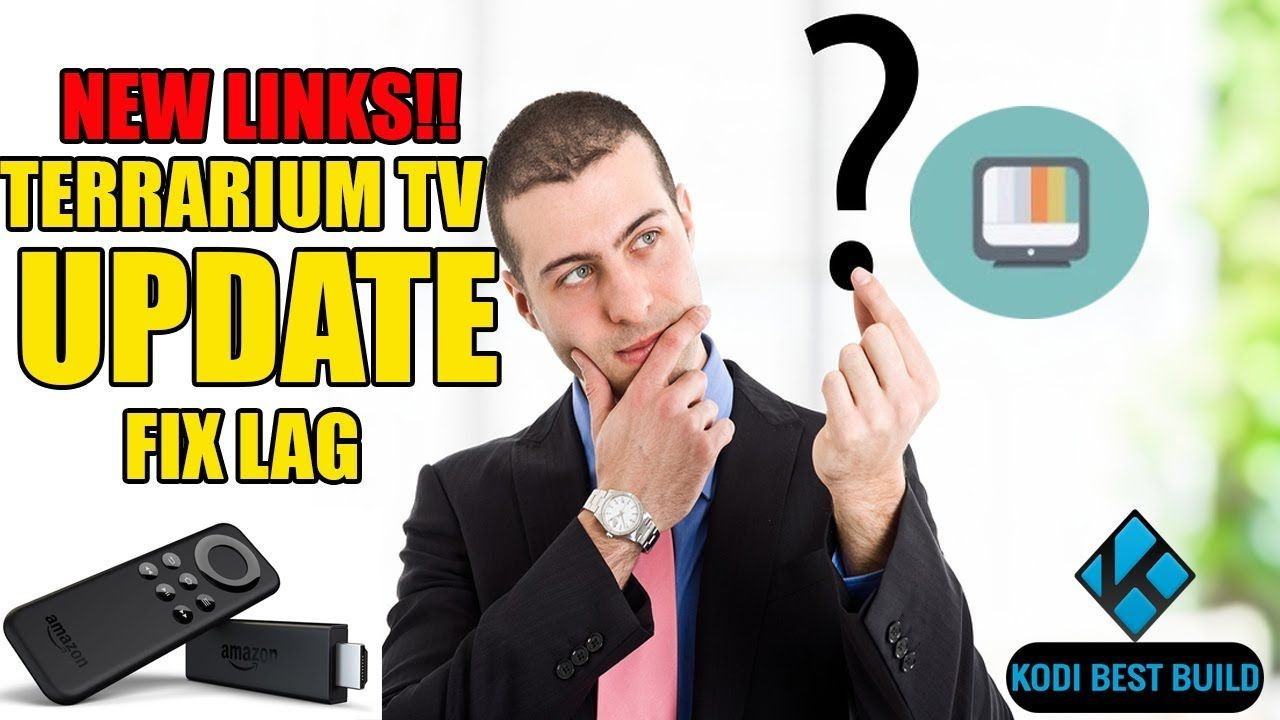 HOW TO UPDATE TERRARIUM TV 9 1 2 ON AMAZON FIRE STICK AND