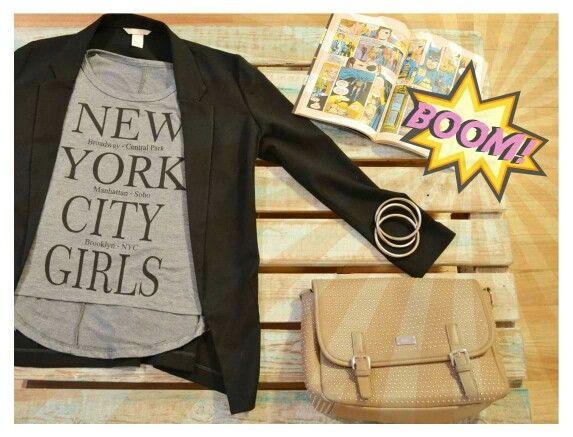 #remera #estampado #nyc #newyork