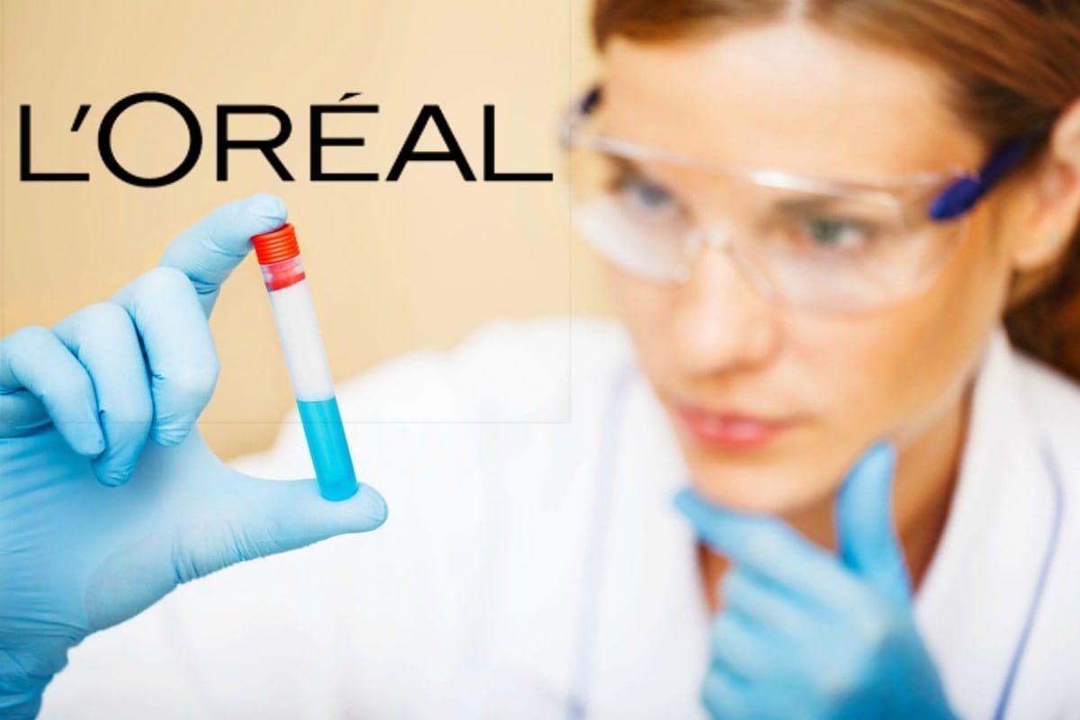L'Oréal R&D India Jobs MSc Biological Sciences / Biotech