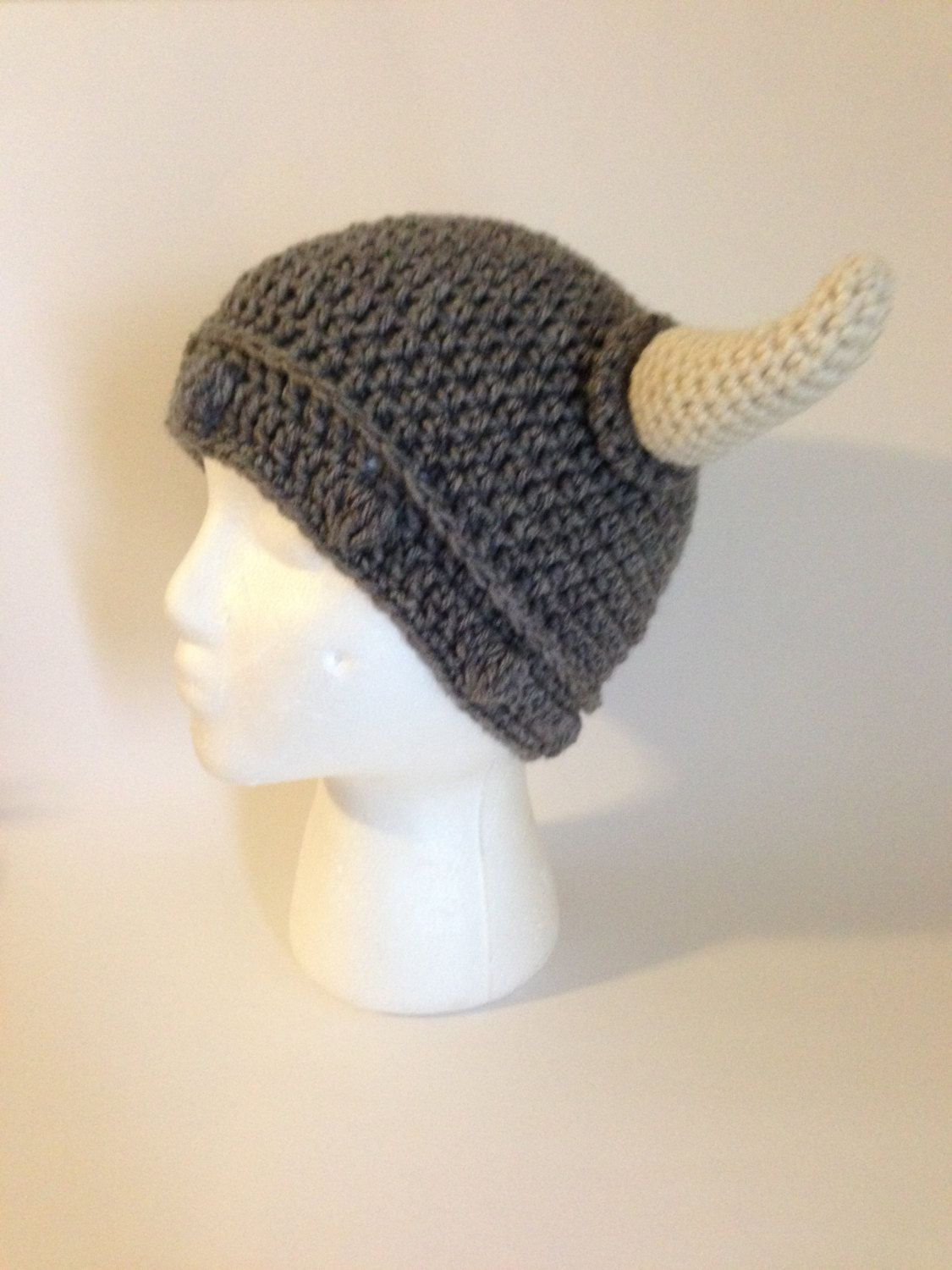 Viking Hat - pinned by pin4etsy.com | on the hook....... | Pinterest