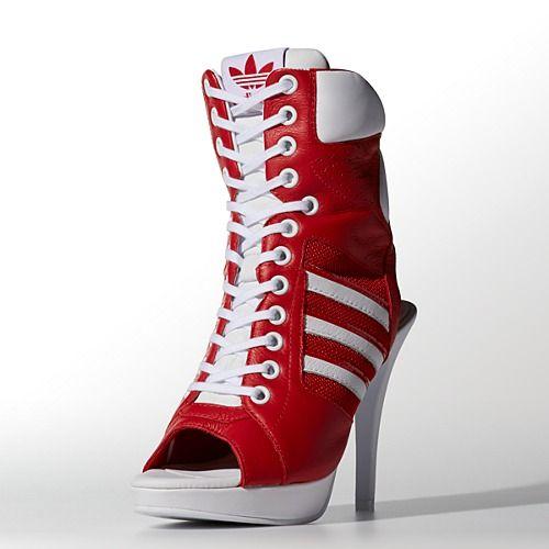 3a15993fb18901 adidas Jeremy Scott High Heel Shoes