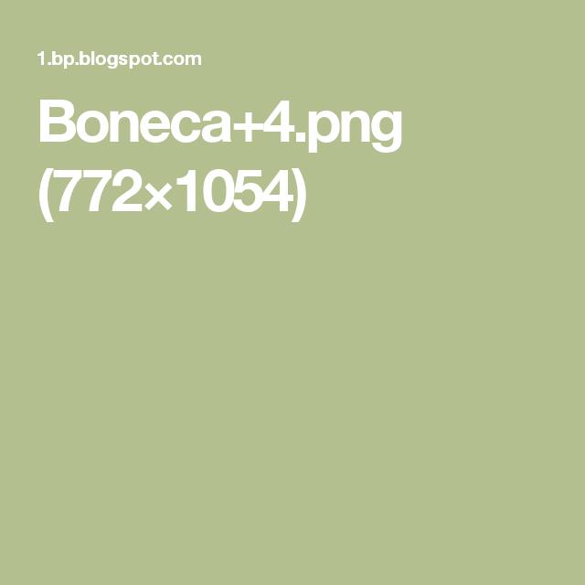 Boneca+4.png (772×1054)