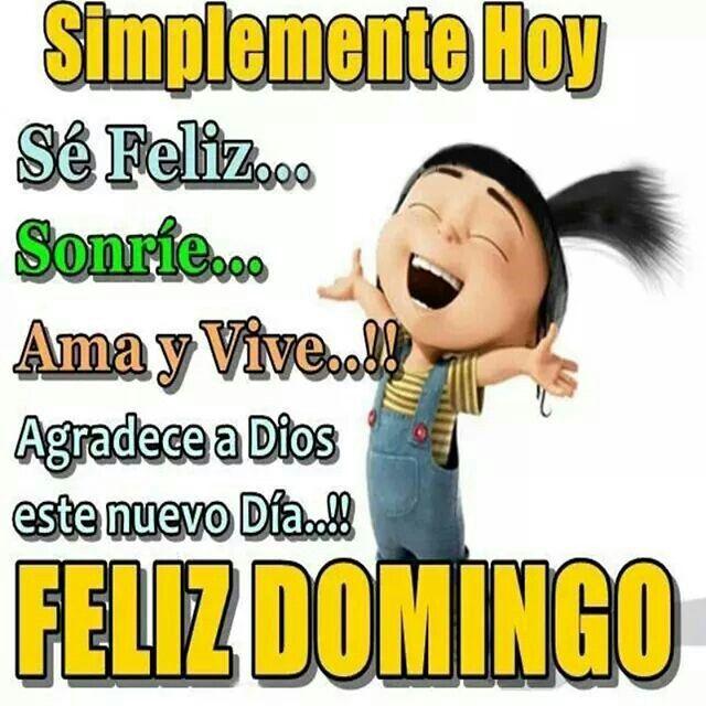 Feliz Domingo !!!