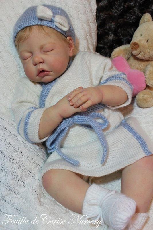 0f0aeec87fdf6 Chloé - bébé reborn fille