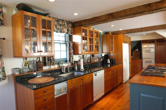 On Fridge Side Shelf Behind Countertop Upper Kitchen Cabinets Kitchen Cabinets Kitchen Fittings