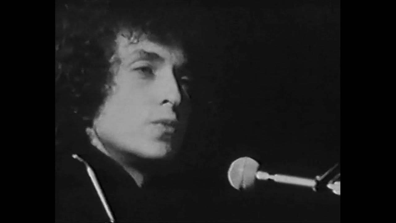 Bob Dylan - Ballad Of A Thin Man (LIVE HD FOOTAGE & RESTORED AUDIO