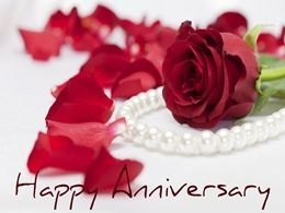 Get happy wedding anniversary wishes hd wallpapers latest images