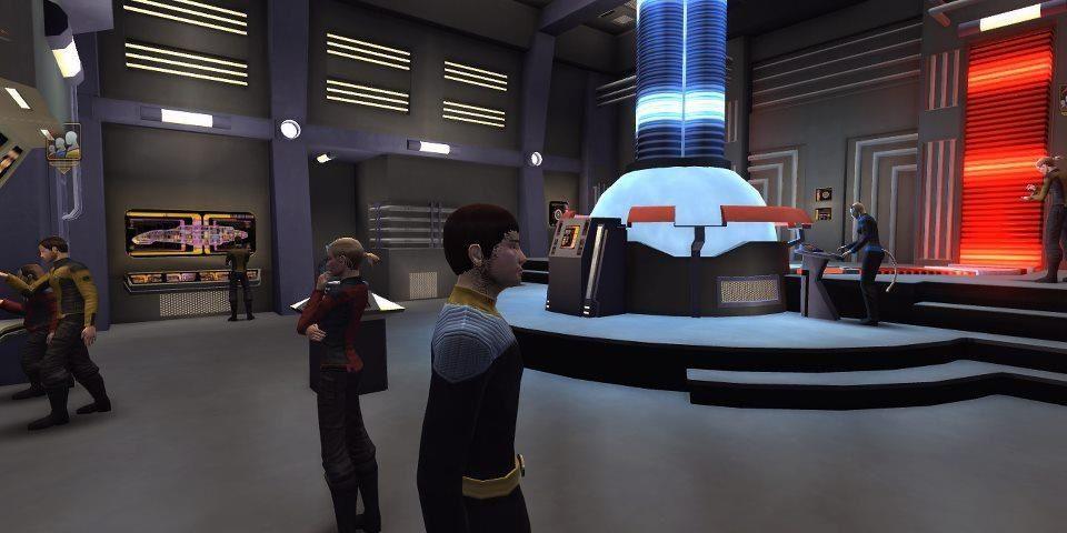 Oohhh defiant class with images star trek ship trek
