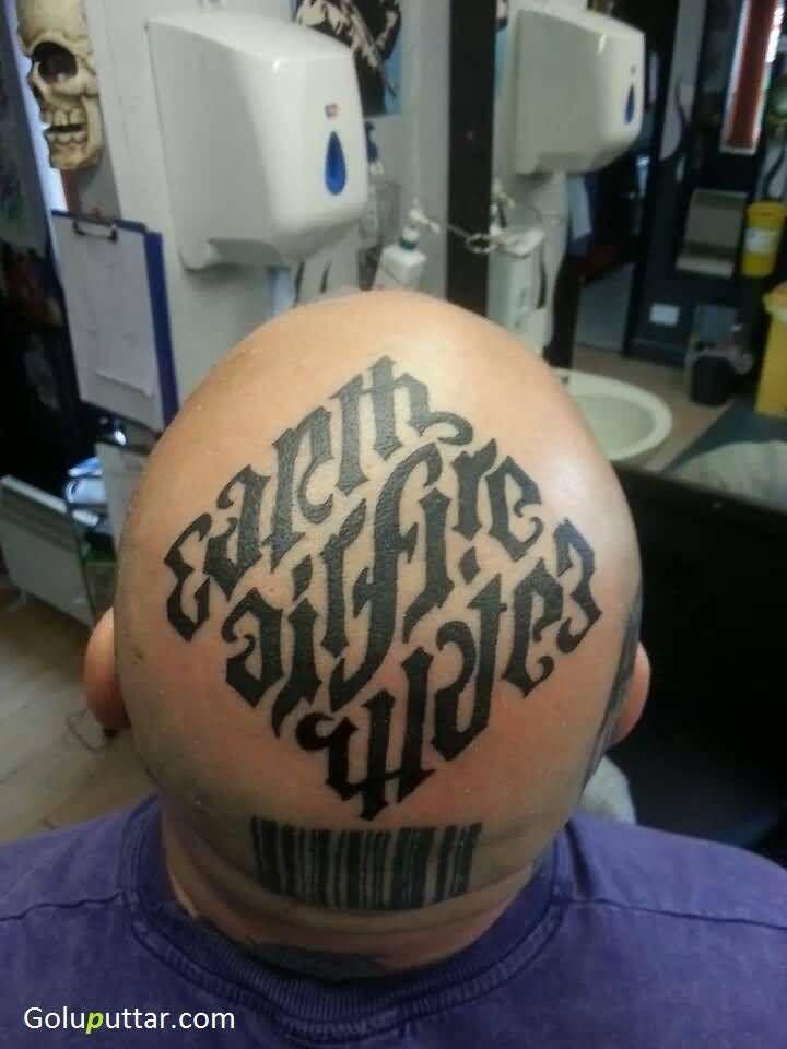 52 images creative ambigram word tattoo designs