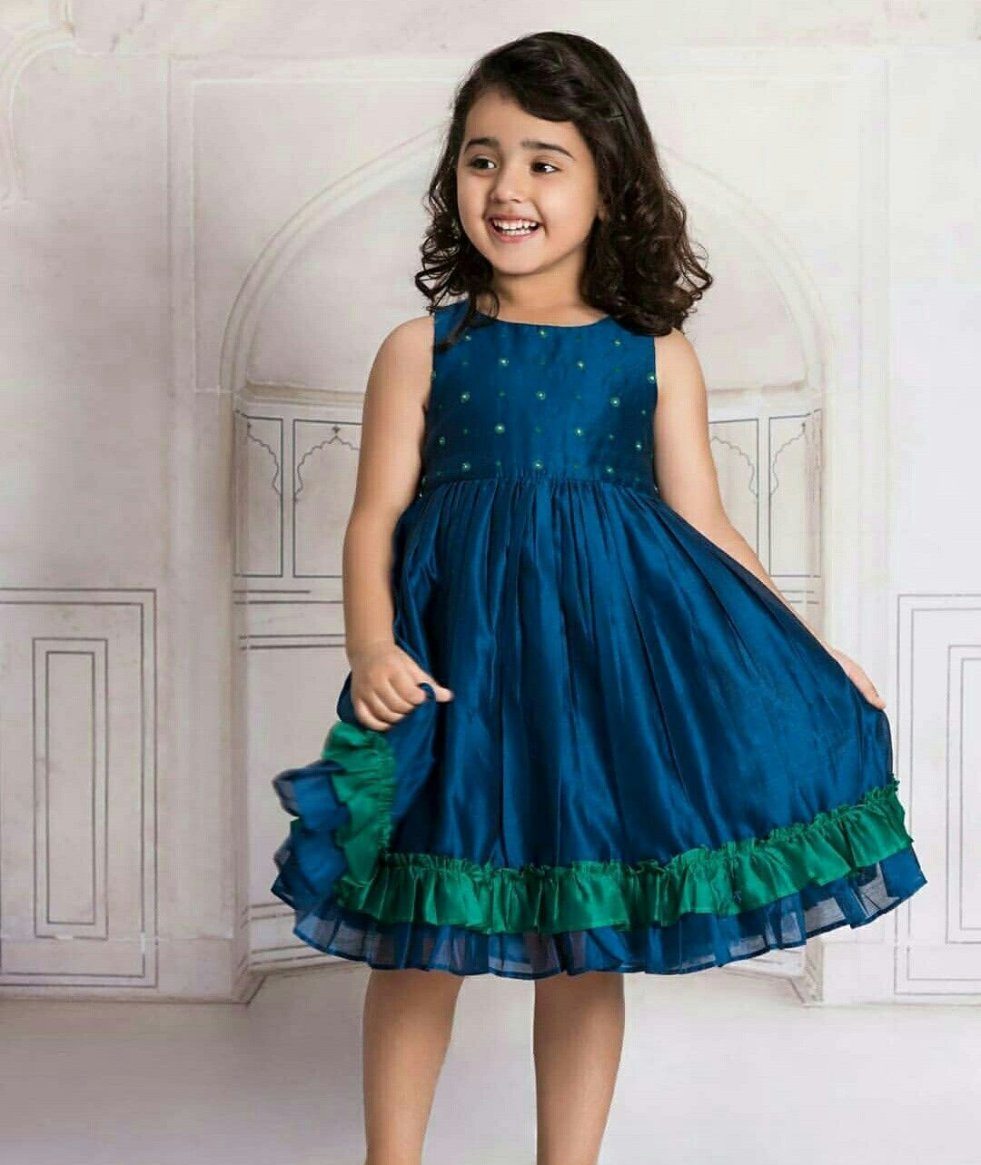 2a04e4d65ee75 sainuzZ | Kids stylezZ in 2019 | Kids frocks design, Frocks for ...