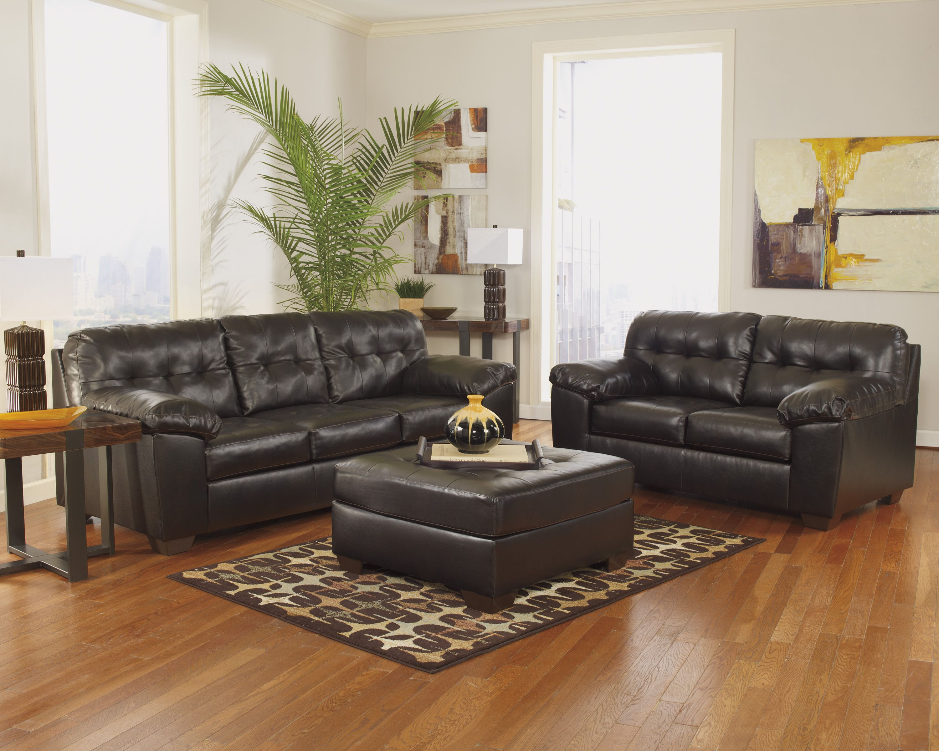 Best Sofa Loveseat 3 Tables 2 Lamps 1 Rug O 1 Sectional 3 400 x 300