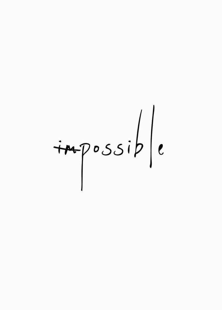 Benötigen Sie eine Motivation – #totto