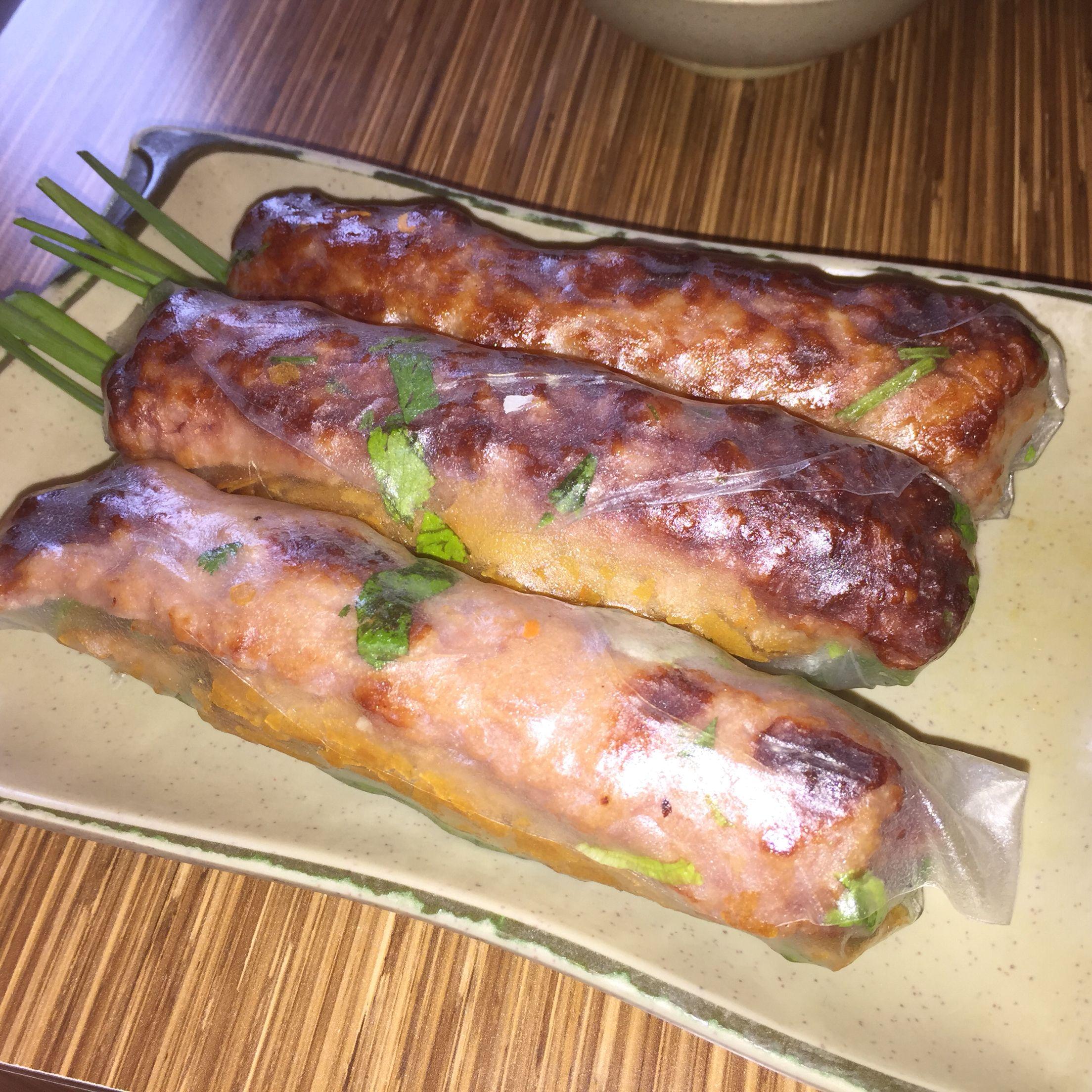 Brodard Restaurant,Garden Grove,CA Pork Spring Rolls